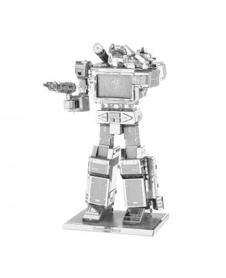 Transformers Soundwave Metal Earth 3D Laser Cut Metal Puzzle by Fascinations