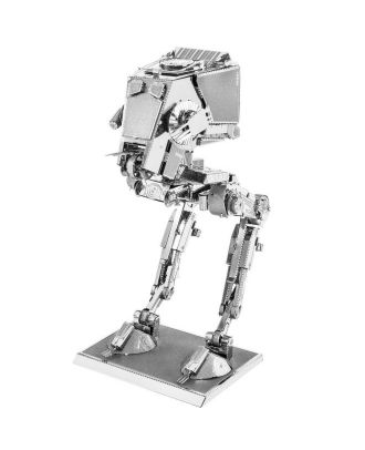 Star Wars Classic – AT-ST Walker Metal Earth 3D Laser Cut Metal Puzzle by Fascinations