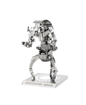Star Wars Classic – Destroyer Droid Metal Earth 3D Laser Cut Metal Puzzle by Fascinations