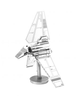 Star Wars Classic – Imperial Shuttle Metal Earth 3D Laser Cut Metal Puzzle by Fascinations