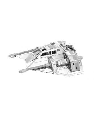 Star Wars Classic – Snowspeeder Metal Earth 3D Laser Cut Metal Puzzle by Fascinations