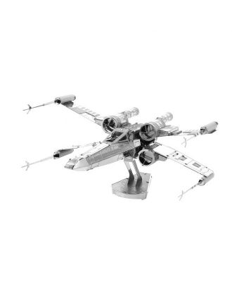 Star Wars Classic – X-Wing Fighter Metal Earth 3D Laser Cut Metal Puzzle by Fascinations