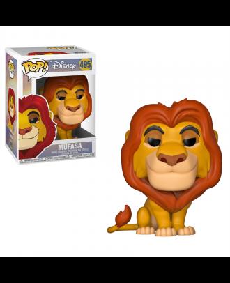 Disney: Lion King - MufasaFunko POP! Vinyl Figure #495