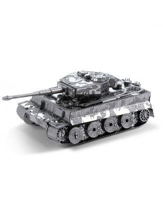 Classics Tiger Tank MK1 Metal Earth 3D Laser Cut Metal Puzzle by Fascinations