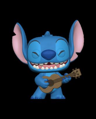 POP Disney: Lilo & Stitch- Stitch w/ Ukelele Funko POP! Vinyl Collectable Figure #1044