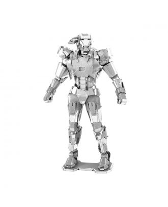Marvel Avengers War Machine Metal Earth 3D Laser Cut Metal Puzzle by Fascinations