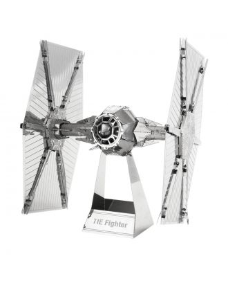 Star Wars Classic – TIE Fighter Metal Earth 3D Laser Cut Metal Puzzle by Fascinations