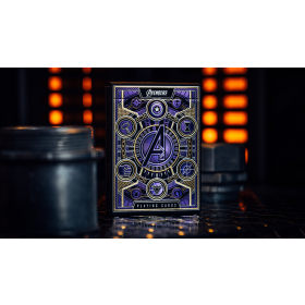 Marvel Avengers: Infinity Saga Playing Cards by theory11 Officially Licenced Printed by USPCC